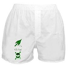 "JSXS ""Im with Stupid"" Boxer Shorts"