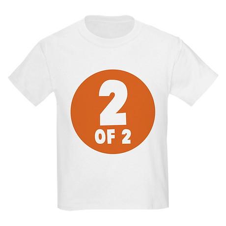 2 Of 2 Kids Light T-Shirt
