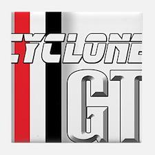 Cyclone Tile Coaster
