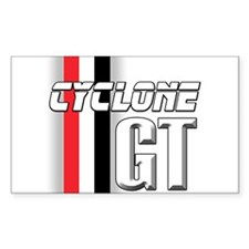 Cyclone Rectangle Decal