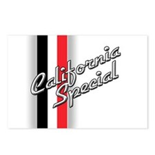 California Special Postcards (Package of 8)