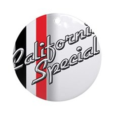 California Special Ornament (Round)