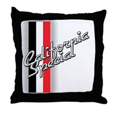 Mustang California Special Throw Pillow