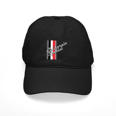 Mustang California Special Black Cap