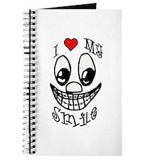 I Love My Smile Journal
