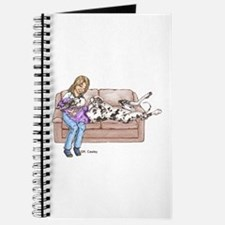 CH Lap Couch Journal