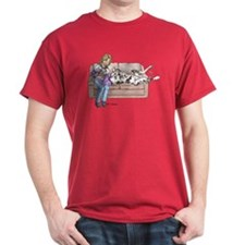 CH Lap Couch T-Shirt