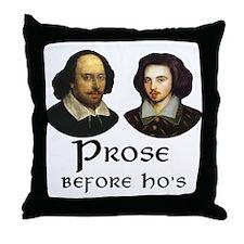 Prose Throw Pillow