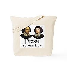 Prose Tote Bag