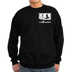 Too Human: Norsk Filmkomite Sweatshirt (dark)
