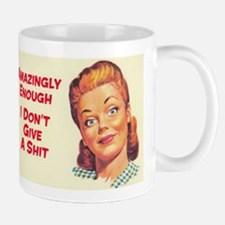 Amazingly Enough Mugs