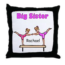 Big Sister (Rachael) Throw Pillow