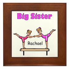 Big Sister (Rachael) Framed Tile