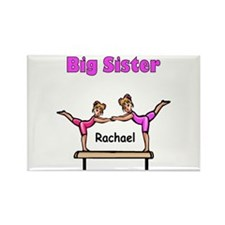 Big Sister (Rachael) Rectangle Magnet