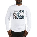 Watch Generic Weiss white Long Sleeve T-Shirt