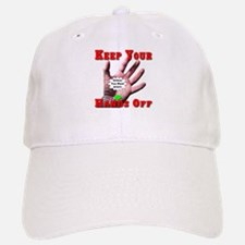 Keep Your Hands Off Baseball Baseball Cap