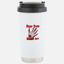 Keep Your Hands Off Travel Mug
