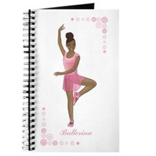 Mocha Ballerina Journal