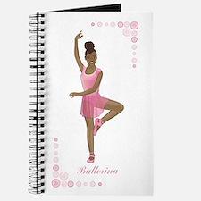 Mocha Ballerina Journal