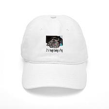 Unique Black pug Baseball Cap