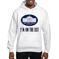 I'm on the List Hoodie