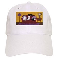 Hart Dogs on Couch Original Baseball Cap