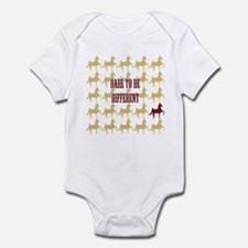 Dare To Be Different Infant Bodysuit