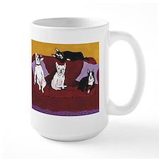 Hart Dogs Close Up Mug