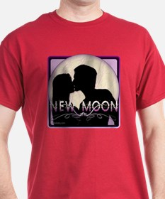 New Moon Midnight Kiss T-Shirt