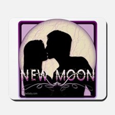 New Moon Midnight Kiss Mousepad