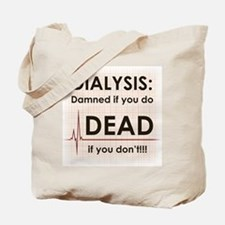 Cool Dialysis Tote Bag
