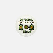 Turtle Rescue Mini Button (10 pack)