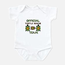 Turtle Rescue Infant Bodysuit