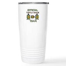 Turtle Rescue Travel Mug