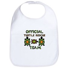 Turtle Rescue Bib