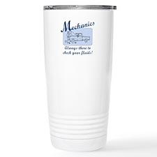 Funny Mechanics Travel Mug