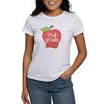 2nd Grade Apple Women's T-Shirt