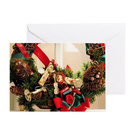 Merry Musical Christmas Greeting Card