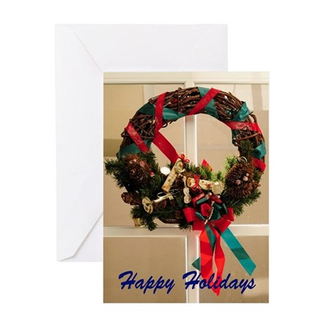 Musical Christmas Greeting Card