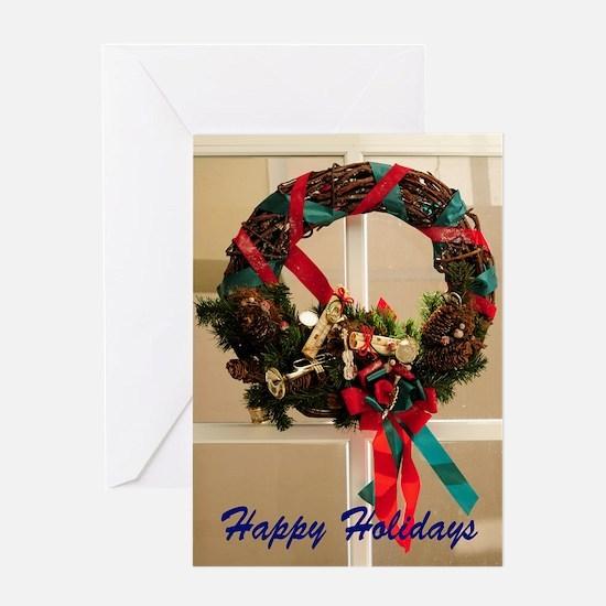 Musical Christmas Greeting Card