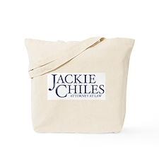 JACKIE CHILES Tote Bag