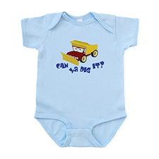 Cute Dig Infant Bodysuit