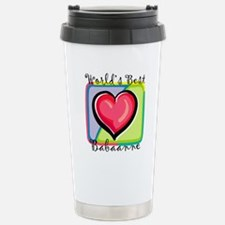 Cute Grandma mothers day Travel Mug