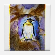 Penguins, Fun, Tile Coaster, Penguin Fans