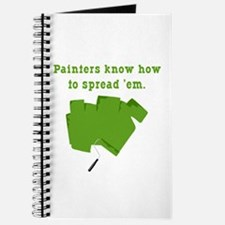 Funny Painters Journal