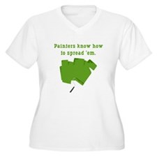 Funny Painters T-Shirt
