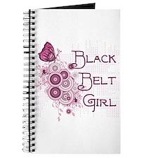 Black Belt Girl Journal