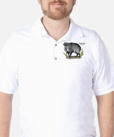 Collared Peccary T-Shirt
