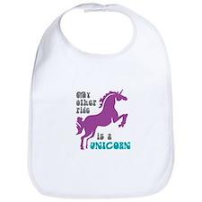 Unicorn Ride Bib