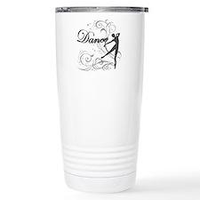 Dance - scrolls Travel Mug